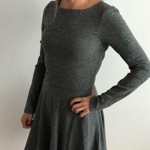 Alice & Olivia Grey dress size 2